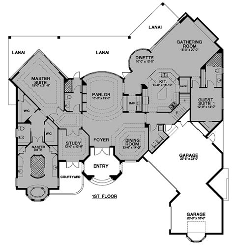 type of house cool house plans