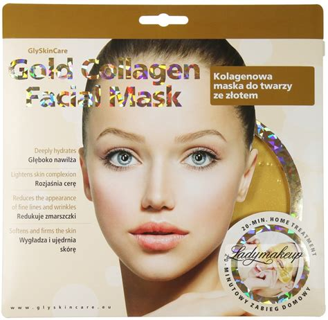 Aqua Collagen Gold Mask glyskincare gold collagen mask shop 24 90 z