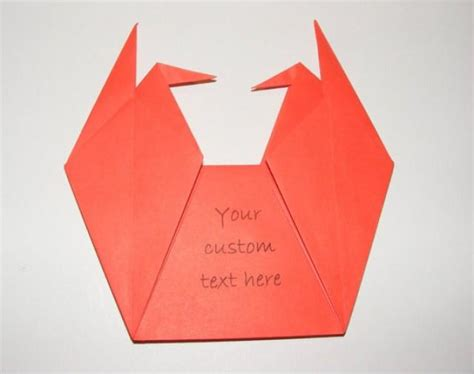 origami crane envelope origami envelope for wedding invitation envelope for baby