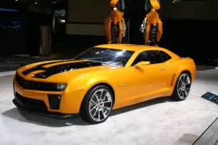 chevrolet camaro yellow world of cars