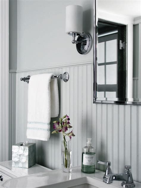 beadboard bathroom ideas beadboard bathroom designs pictures ideas from hgtv