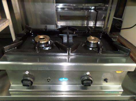 piano cottura usato piano cottura a 2 fuochi da banco master usato dietamed
