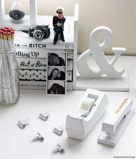 fashion desk accessories diy minimalistic desk accessories