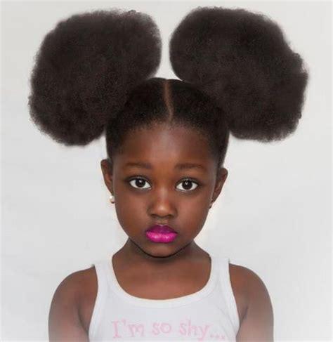 cute black people hairstyles