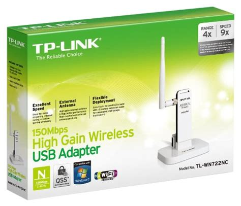 Usb Wifi Tplink Tl Wn 722n wireless usb adapter tp link tl wn722n tech4you vn
