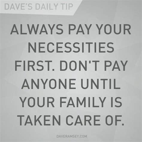 dave ramsey homepage money matters budgeting money