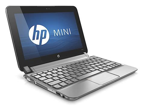 hp mini 210 2000 notebookcheck.net external reviews