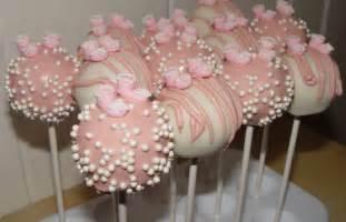 cake pop decorations for baby shower one dozen baby shower themed cake pops on luulla
