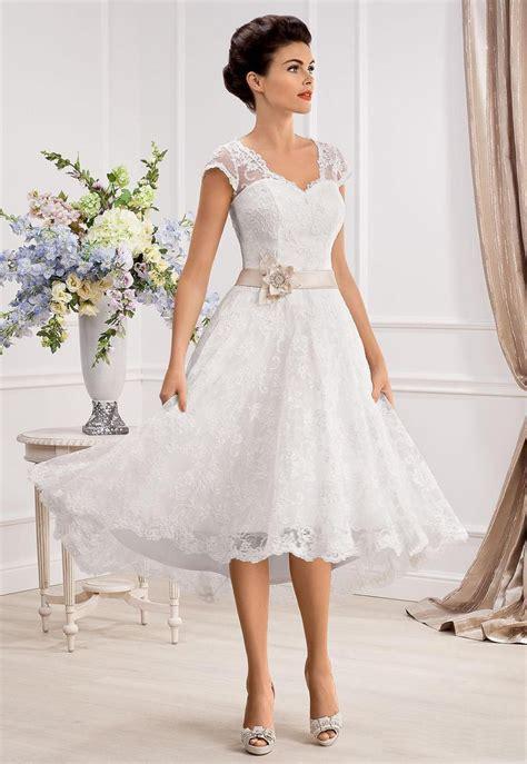 Hochzeitskleid Schlicht Knielang by Knee Length Wedding Dresses Dresscab