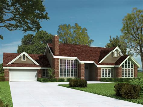 gardenview contemporary home plan 007d 0012 house plans