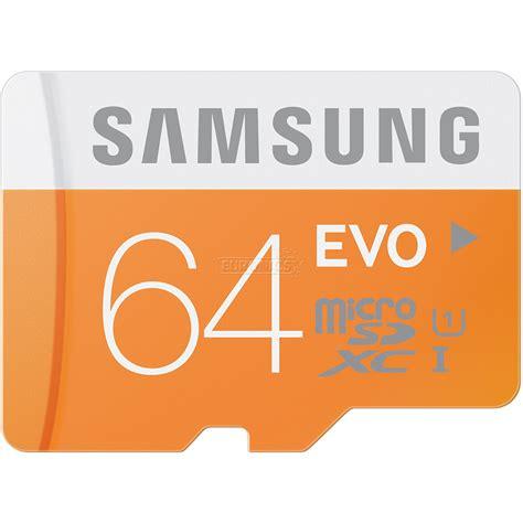 Memory Card Samsung 64gb micro sdhc memory card 64 gb samsung mb mp64d eu