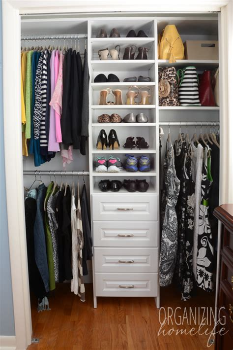 master bedroom closet organization the reveal
