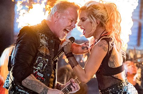 Metallica's James Hetfield 'Livid' Over Grammys Glitch ... James Hetfield Tattoos 2017