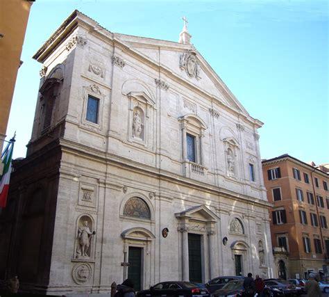 chiesa dei ladari a roma le chiese di roma le pi 249 importanti chiese di roma