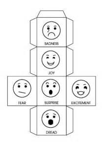 storytelling emotions dice free primary ks2 teaching