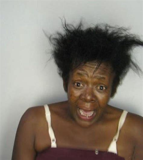 black hairstyles for bad hair days funny mugshots memes