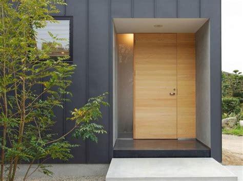 desain depan rumah pintu dua model pintu rumah minimalis nan indah rumah dan desain
