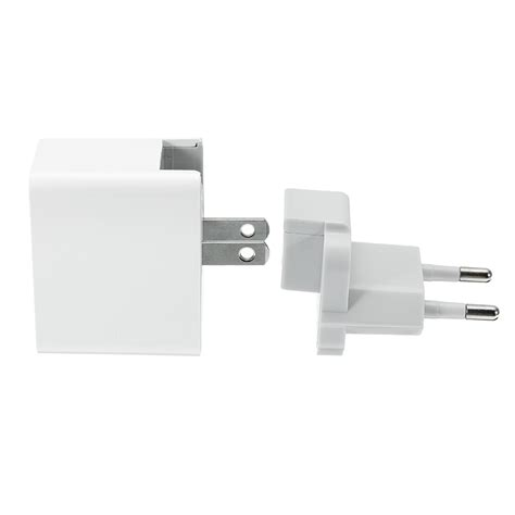Hoco Fast Usb Charger Adaptor 3 Port 2 4a C20 Limited hoco c20 3 port usb eu us fast charger adaptor for