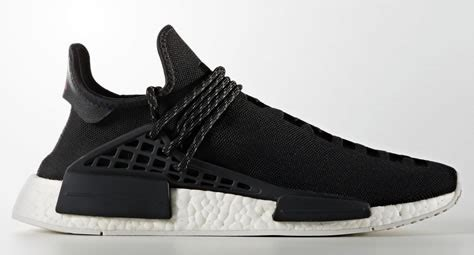 Adidas Nmd Runner X Pharell William Human Species Black 1 adidas nmd runner collection 2017 2016