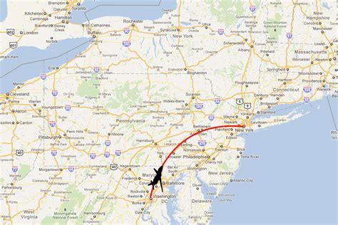 washington dc map new york map new york to washington dc washington dc map