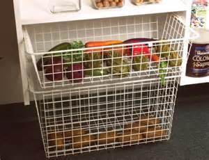 pantry storage bins