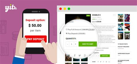 Yith W00c0mmerce Multi Vendor Premium V2 3 0 yith woocommerce deposits and payments premium v1 0 3