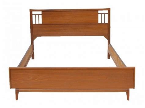 mid century modern bed frame 32 best furniture images on mid