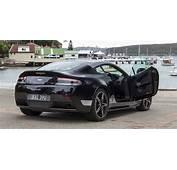 2016 Aston Martin Vanquish Black  New Car Release Date