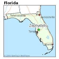 where is zephyrhills florida on the map best places to live in zephyrhills florida