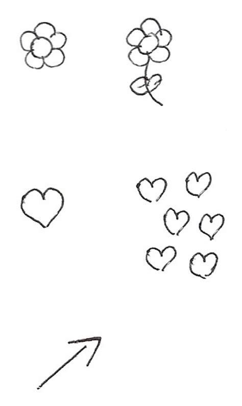 disegnare fiori significato disegnate cuori fiori e frecce ecco cosa significa