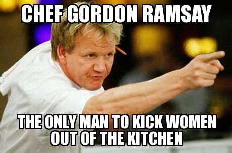 Gordon Ramsay Meme Generator - gender tech