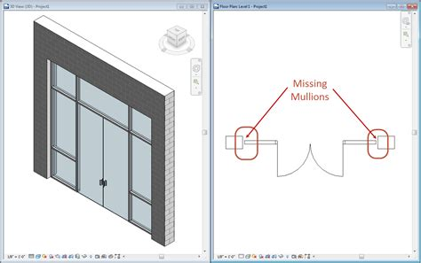 curtain wall mullion ideate solutions finding missing revit mullions