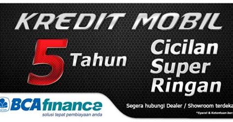 bca finance sukabumi paket kredit toyota bca finance astra toyota indonesia
