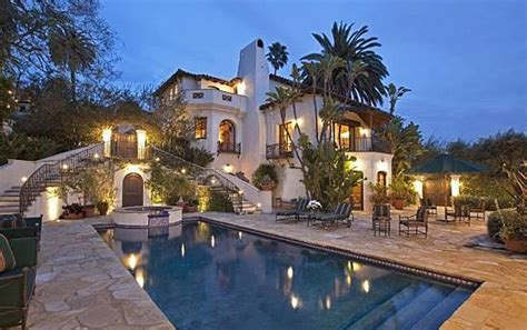 Online Kansas City: Spanish Colonial Style mansion of Emmy