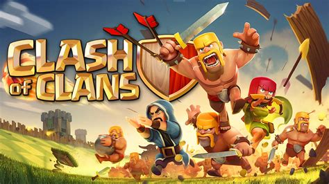 Clash Of Clans Oyunu Incelemesi Clash Of Clans Clan Website Template