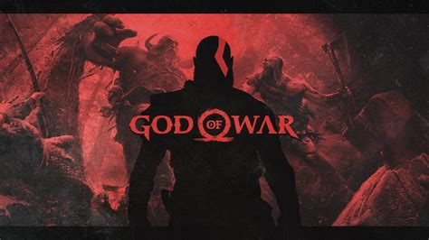 download film god of war hd god of war ps4 2018 wallpapers hd wallpapers id 23645