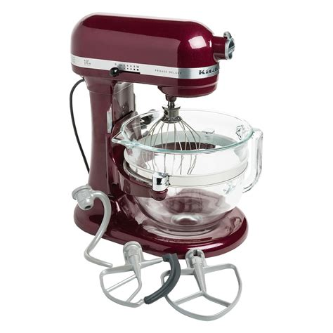 Kitchenaid Pro 600 DLX Bowl Lift Stand Mixer   6 qt