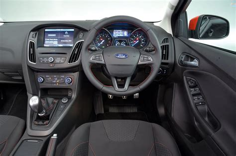 Ford Focus Interior Space by Ford Focus Review 2017 Autocar