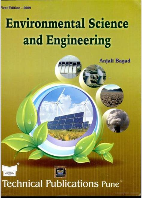 environmental picture books environmental science and engineering book anjali bagad