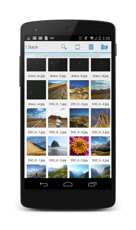 Personal Cloud Tonido Brings Secure, Private, Automatic Photo Backups to Android Phones