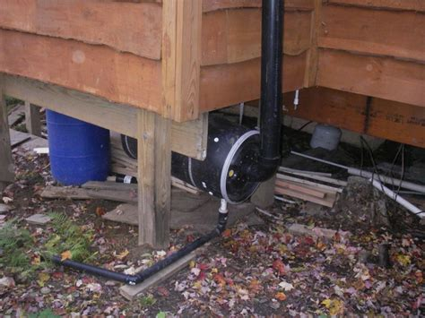Small Septic System For Cabin masonry block septic tank small cabin forum