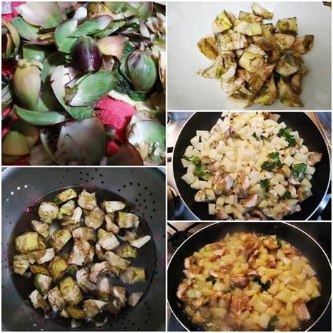 come cucinare i carciofi in padella carciofi con patate in padella carmy in cucina ricette