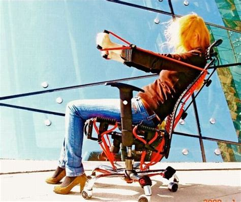 exercise chair keeps you from getting at work