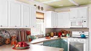 beautiful Adding Crown Moulding To Cabinets #1: 01-kitchen-with-cabinet-crown-moulding-101892711.jpg
