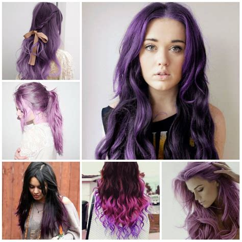 latest hairstyles n colours 25 best ideas about new hair colors on pinterest new hair