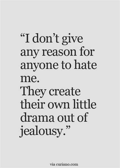 Jalousie Quotes Best 25 Hater Quotes Ideas On Jealousy Quotes