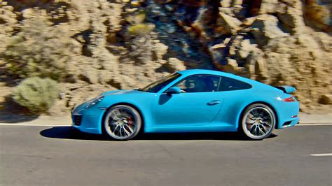 miami blue porsche 2016 porsche 911 carrera s miami blue footage youtube