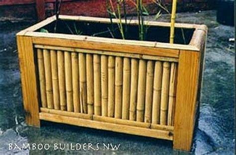 design gapura dari bambu bambu partisi bambu meja bambu kursi bambu tanaman dinding