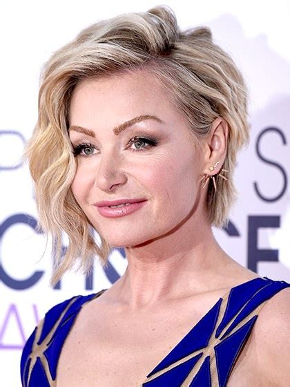 portia de rossi haircut feb 2015 the 11 most flattering haircuts for women in their 40s