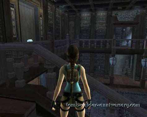 tomb raider anniversary walkthrough tomb raider anniversary croft manor visual walkthrough